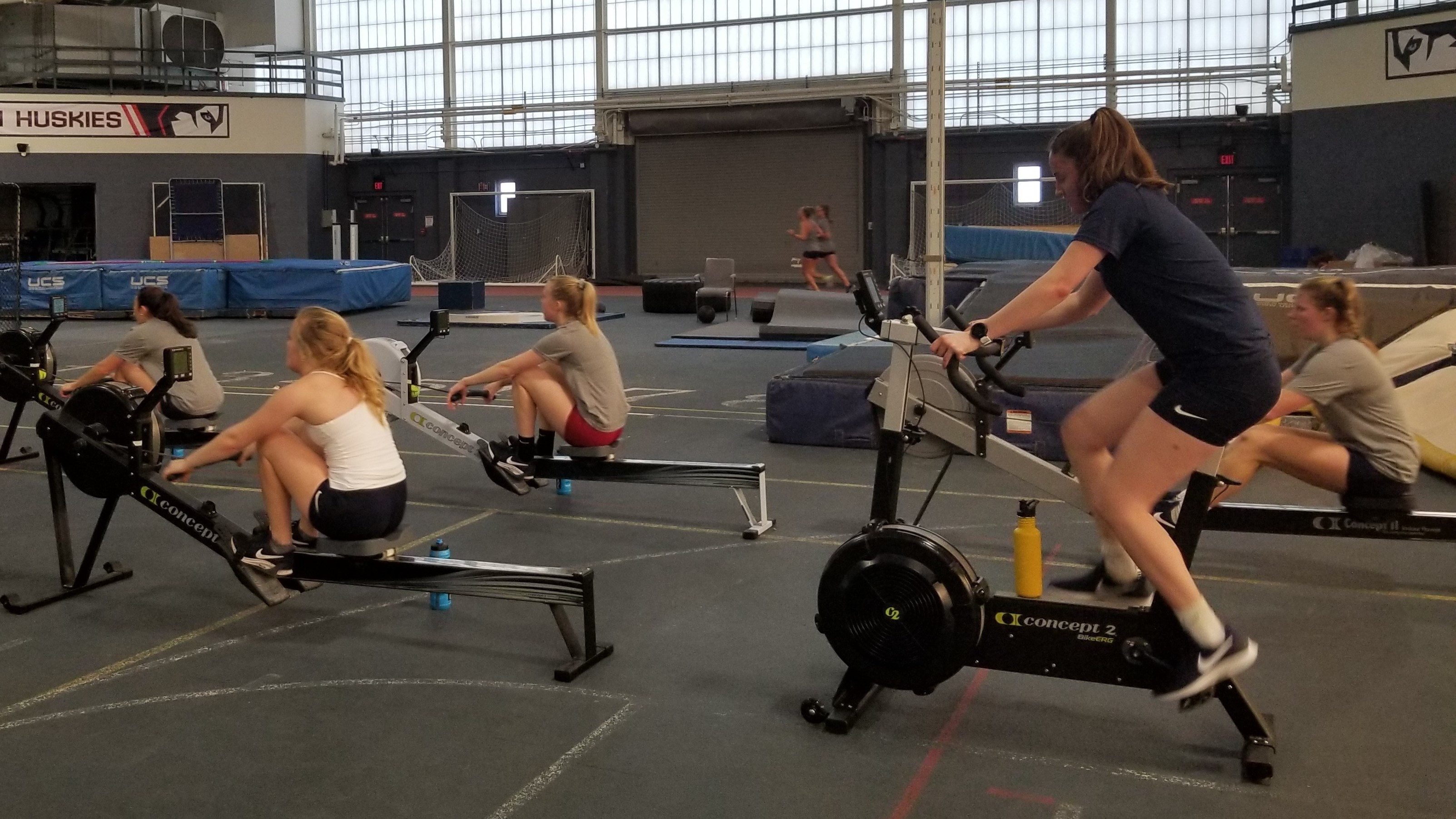 Benefits of Cycling: The BikeErg for Rowers | Concept2